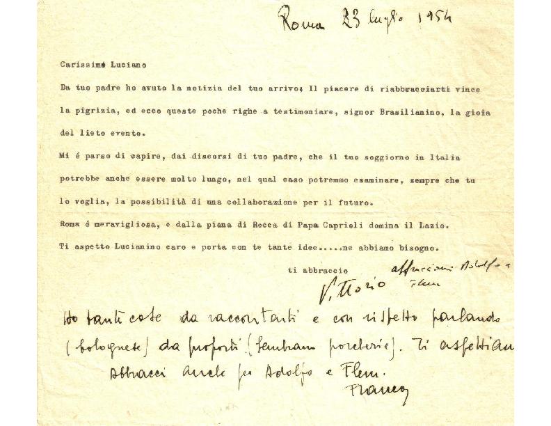 Caprioli – Valeri (23-07-1954)
