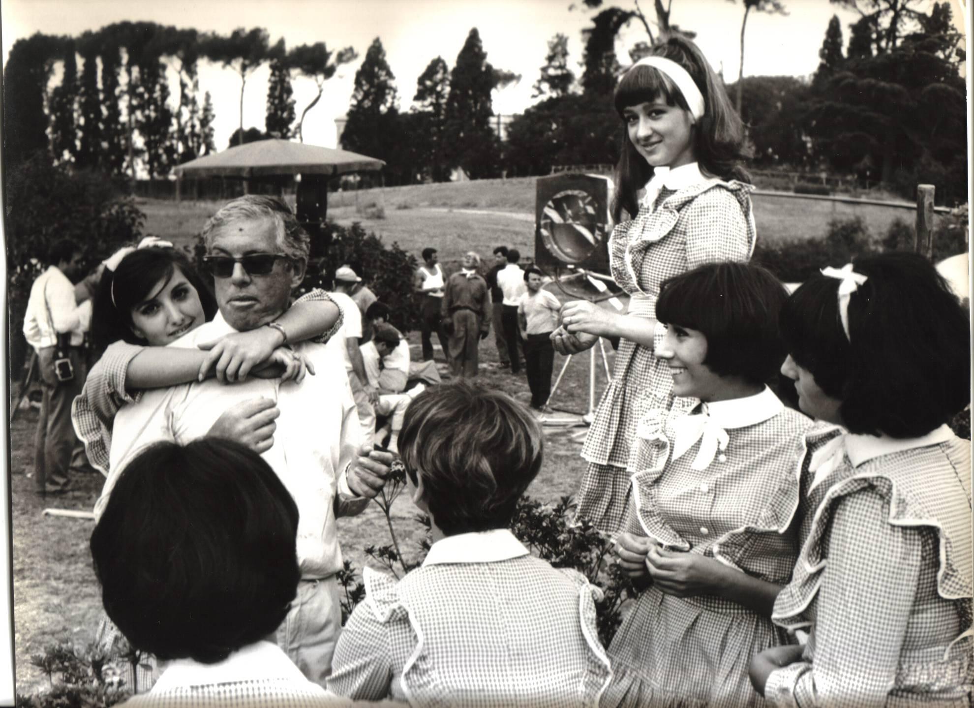 Che gli anni 70 mostrano membri cast che datano